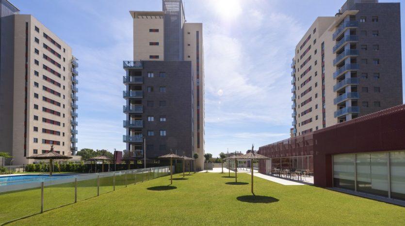 Pineda Parque - obranuevaensevilla