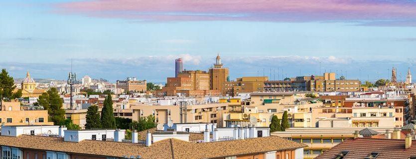 Pineda Parque - obra nueva en Sevilla