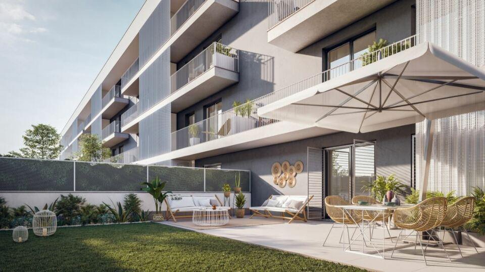 Habitat Sophia - obra nueva en sevilla