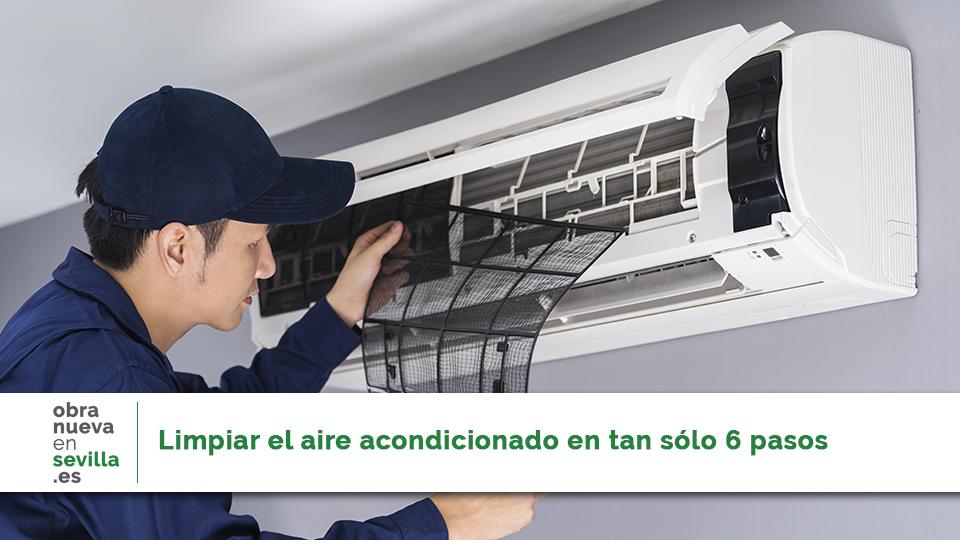 Aire acondicionado - obra nueva en Sevilla