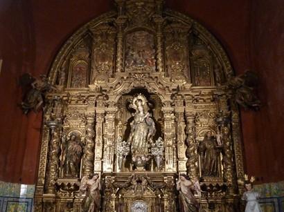 iglesia de santa ana sevilla triana edificios con historia