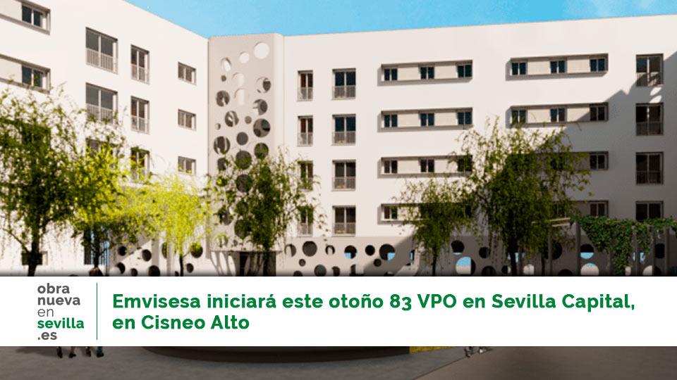 Emvisesa ha anunciado la futura construcción de 83 vpo en sevilla, conoce cómo son y la forma de acceder a ellas
