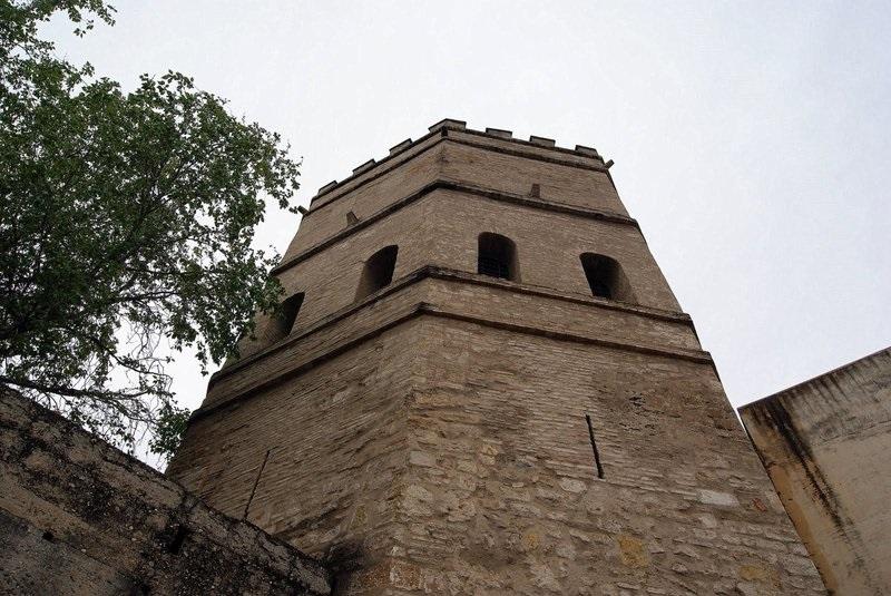 torre de la plata sevilla
