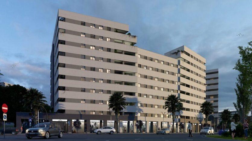 Residencial Hespérides II - obranuevaensevilla
