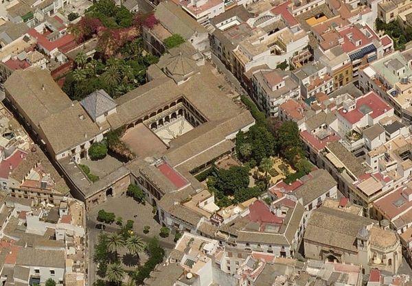 casa de pilatos edificios con historia sevilla