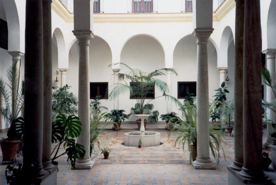 Convento del Espíritu Santo - obra nueva en Sevilla