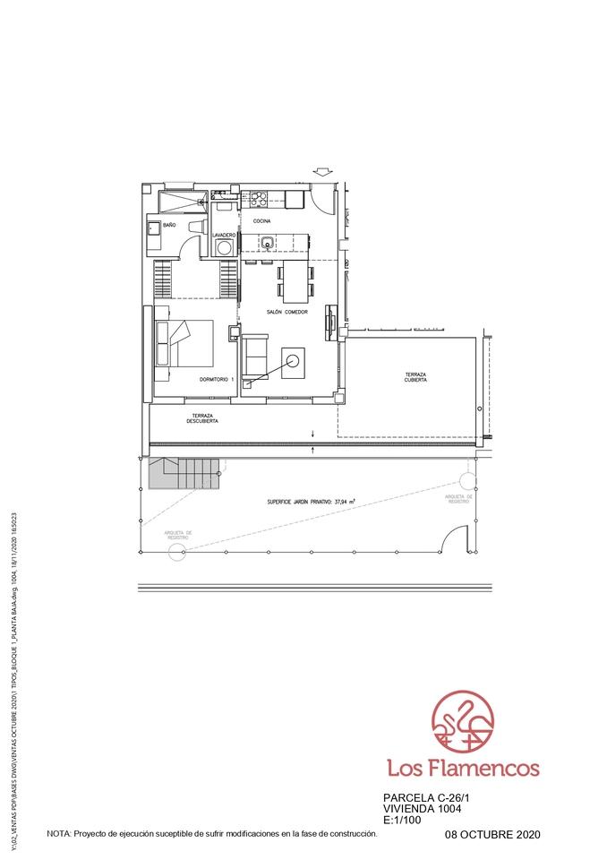 Vivienda 1 dormitorio