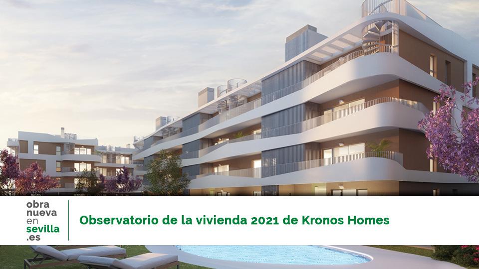 Observatorio Kronos Homes - obranuevaensevilla