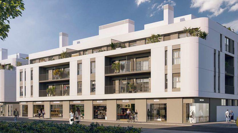 pisos dos hermanas centro obra nueva en sevilla
