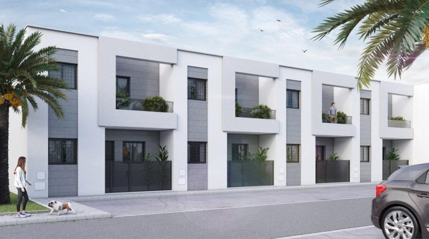 residencial La Cima de Tomares - obranuevaensevilla